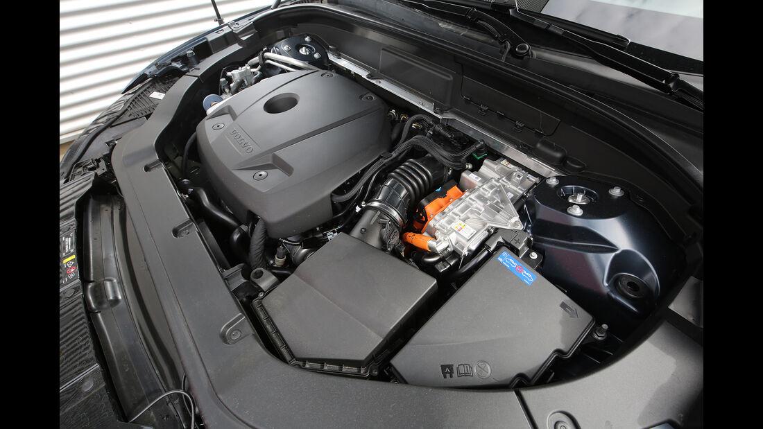 Volvo XC60 T8 Hybrid, Motor