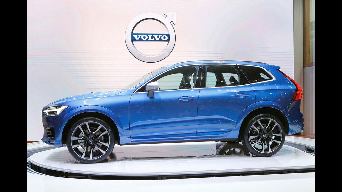 Volvo XC60 Weltpremiere Genfer Auto Salon 2017