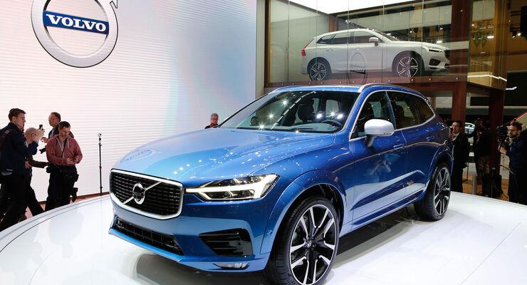 Volvo Xc60 2017 Erster Check Preis Technische Daten Marktstart