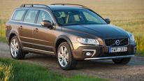 Volvo XC70 Facelift 2013