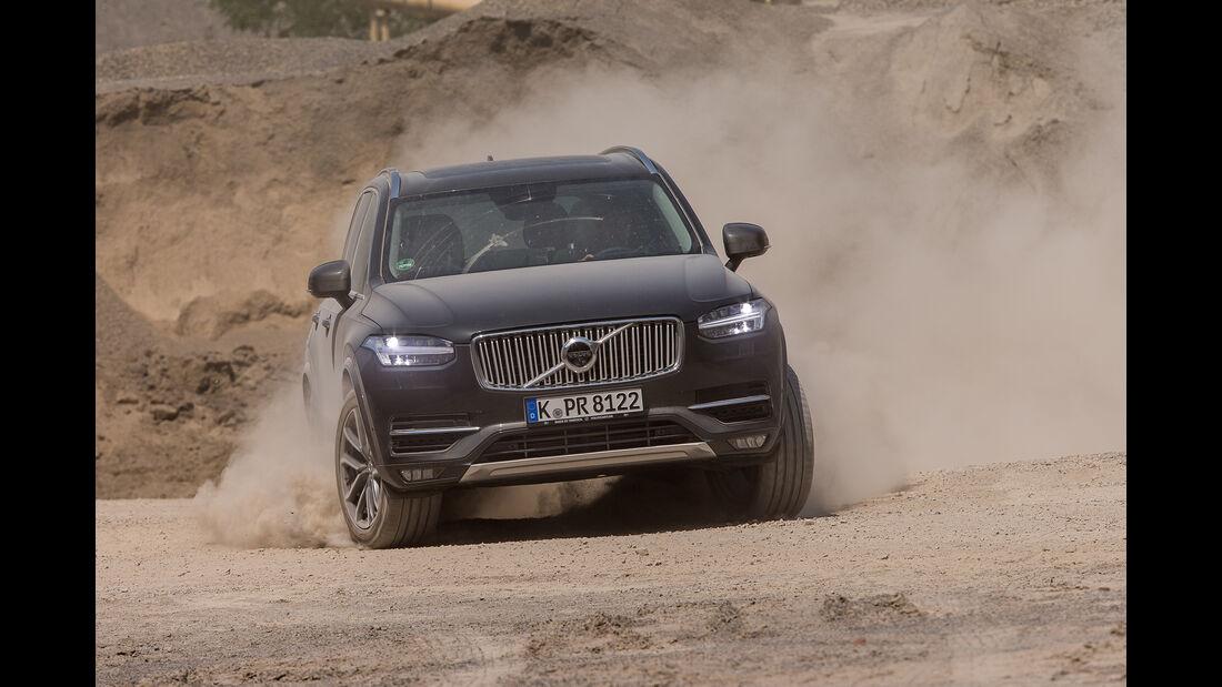 Volvo XC90, AMS1517