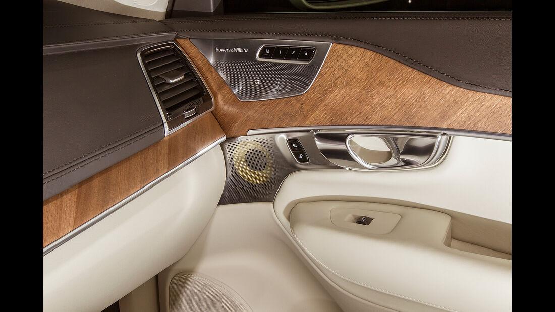 Volvo XC90, Audioanlage
