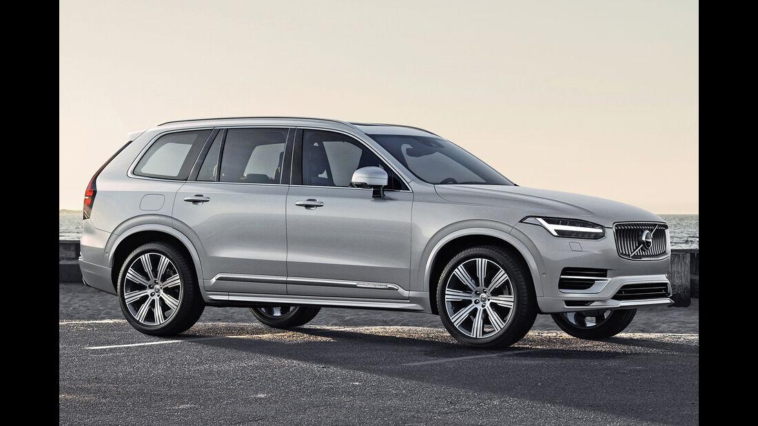 Volvo XC90, Best Cars 2020, Kategorie K Große SUV/Geländewagen