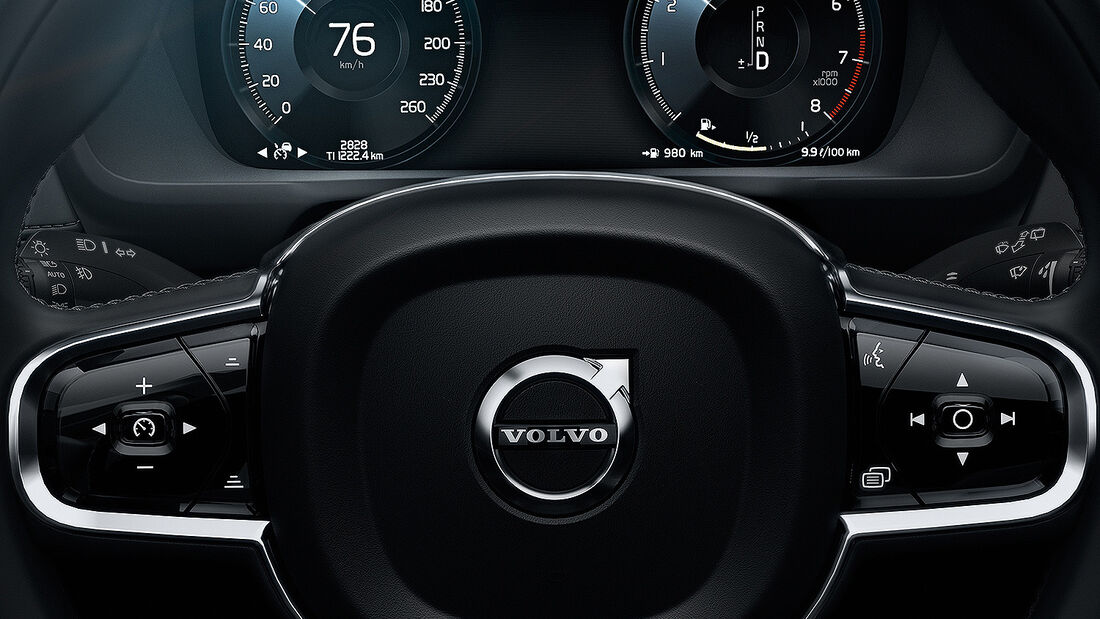 Volvo XC90, Connectivity, Infotainment