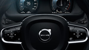 Volvo XC90, Connectivity, Infotainment