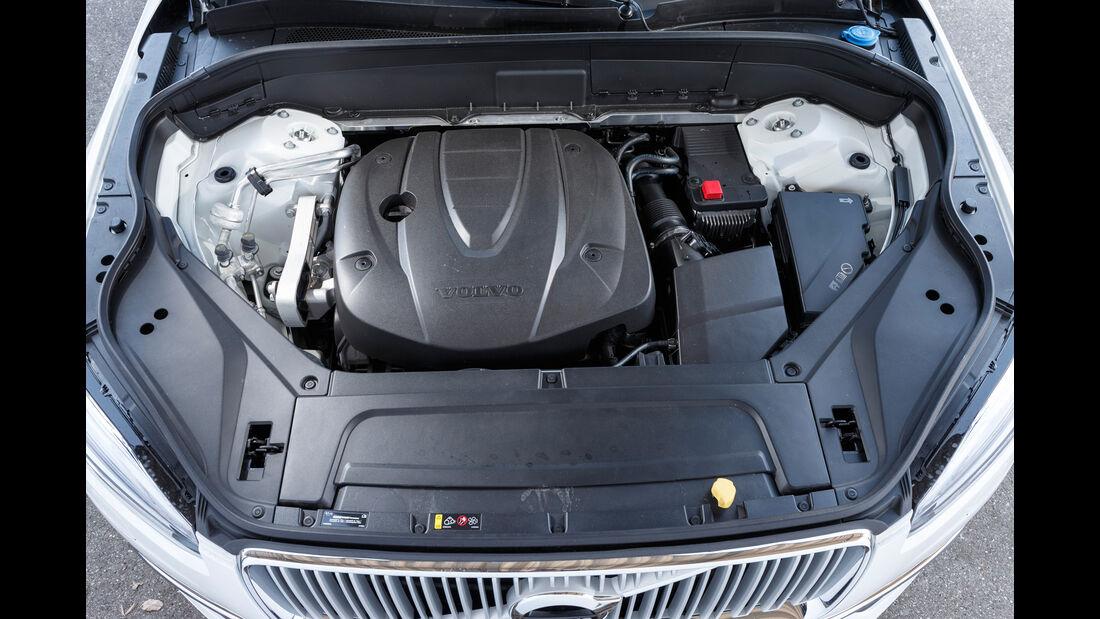 Volvo XC90 D5 AWD, Motor