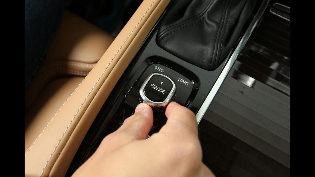 Volvo XC90 D5, Bedienelement