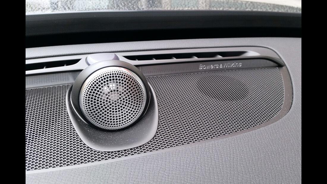 Volvo XC90 D5, Lautsprecher