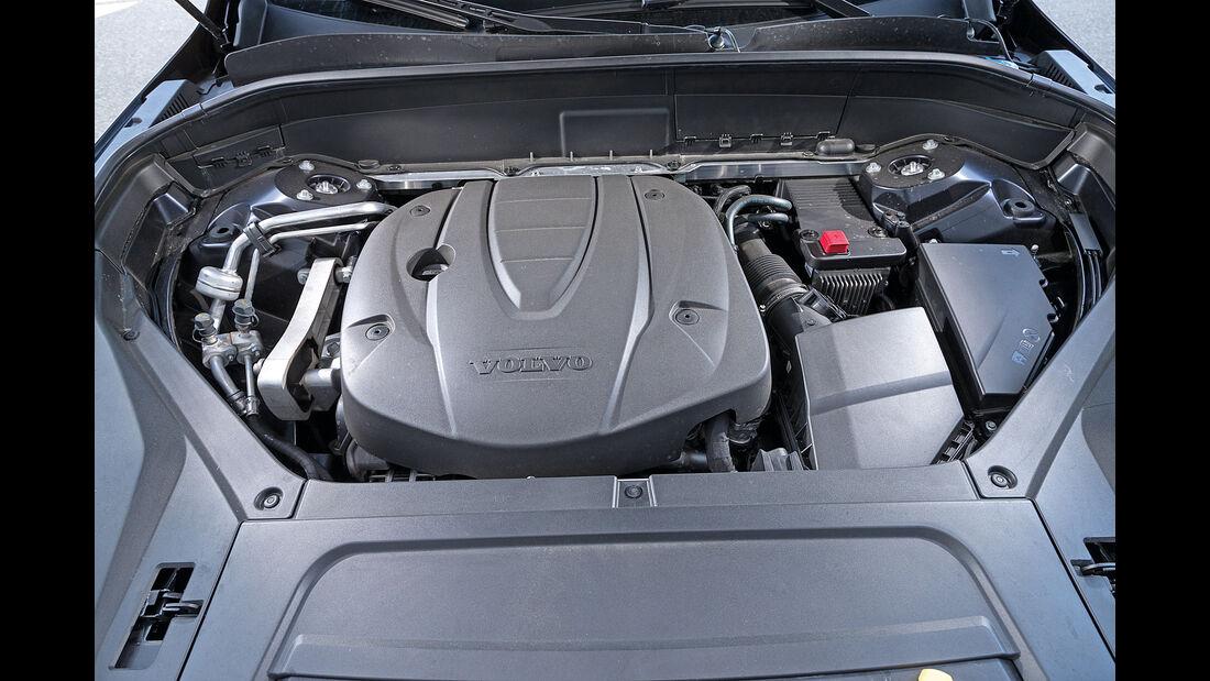 Volvo XC90 D5, Motor