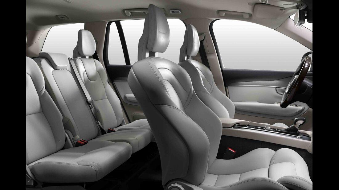 Volvo XC90, Kaufberatung, 2016