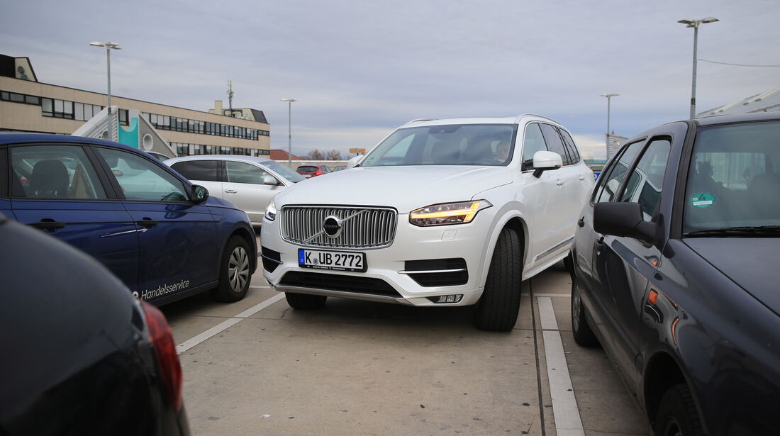 Volvo XC90, Motor