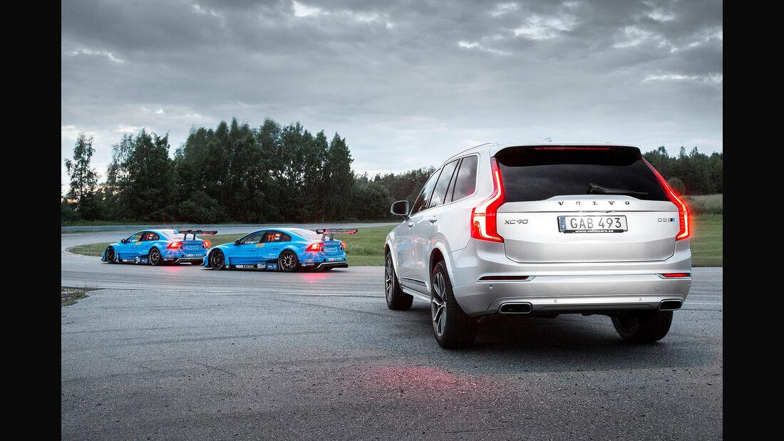 Volvo XC90 Polestar