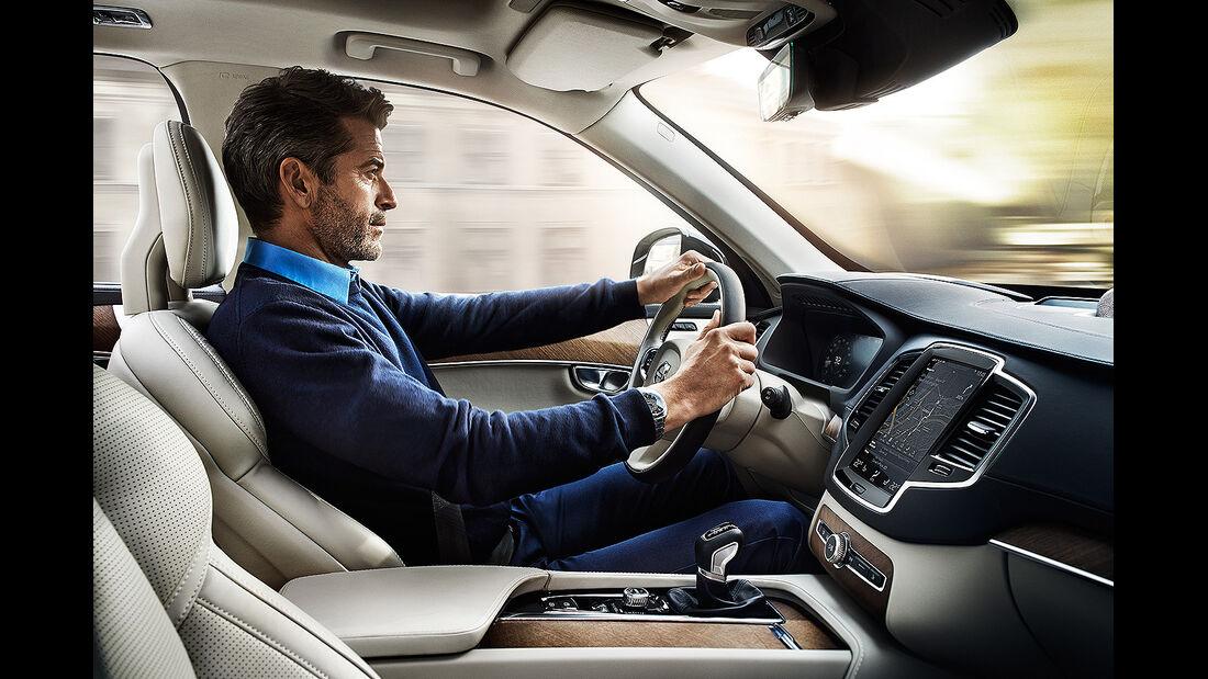 Volvo XC90, Sicherheit