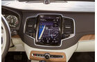 Volvo XC90, Touchscreen