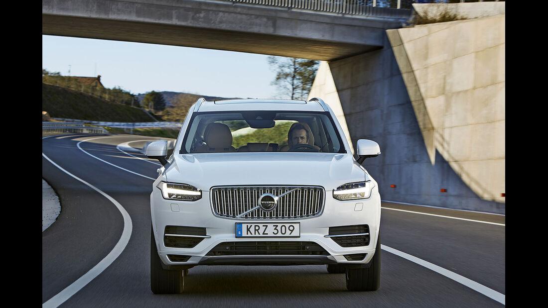 Volvo XC90 t8 Plug-in Hybrid