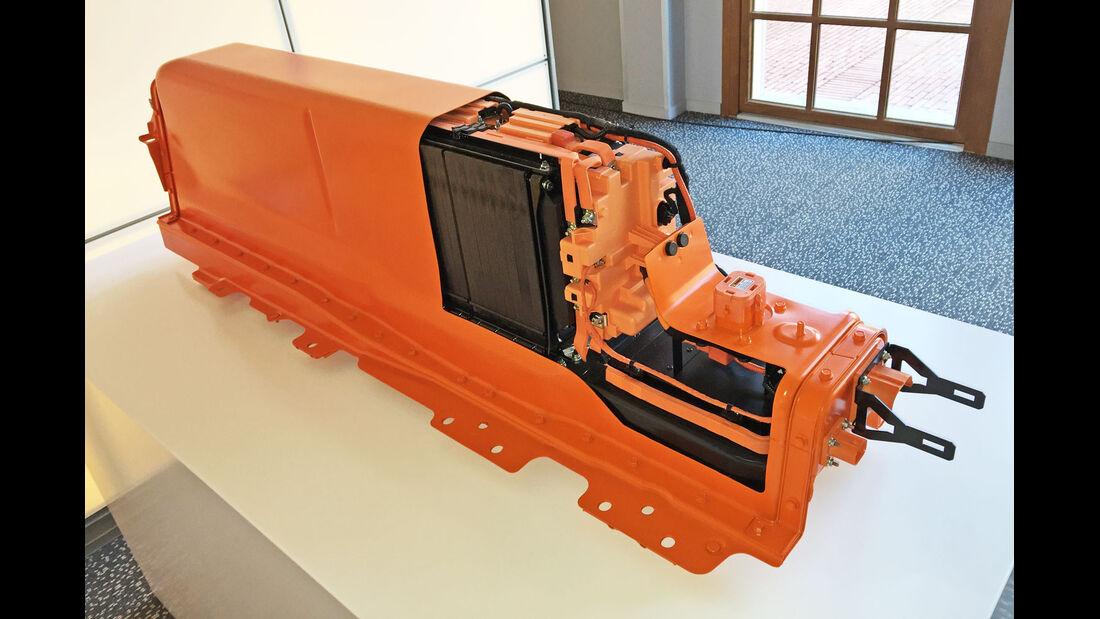 Volvo XC90 t8 Plug-in Hybrid Batterie