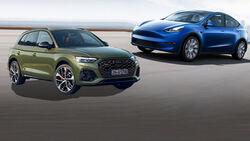 Von Audi zu Tesla