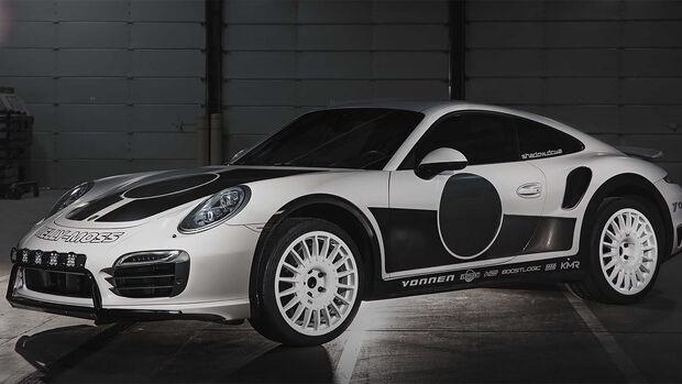 Vonnen Porsche 911 Safari Hybridumbau