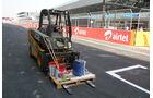 Vorbereitung - GP Indien - 27.10.2011