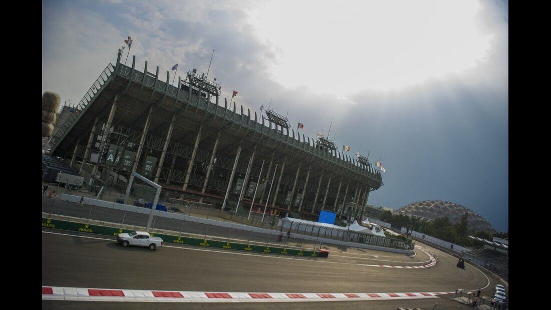 Vorbereitungen - Formel 1 - GP Mexiko - Mexiko City - 27. Oktober 2015