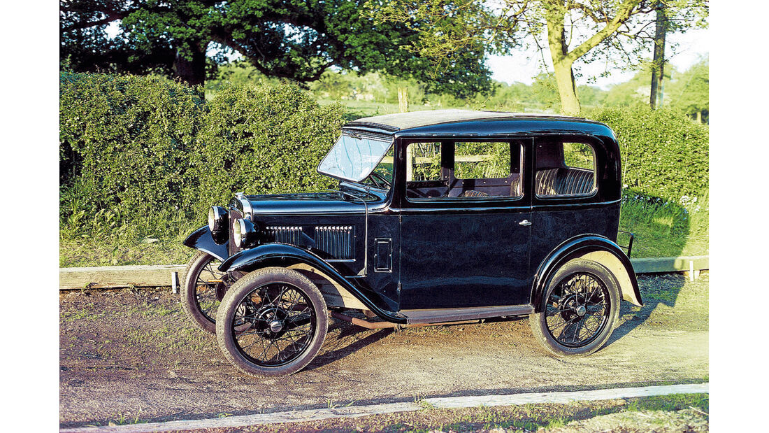 Vorkriegs-Klassiker, Austin 7