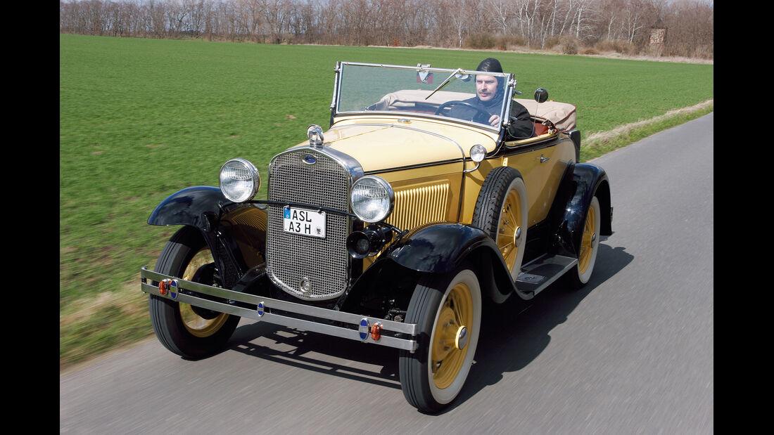Vorkriegs-Klassiker, Ford A