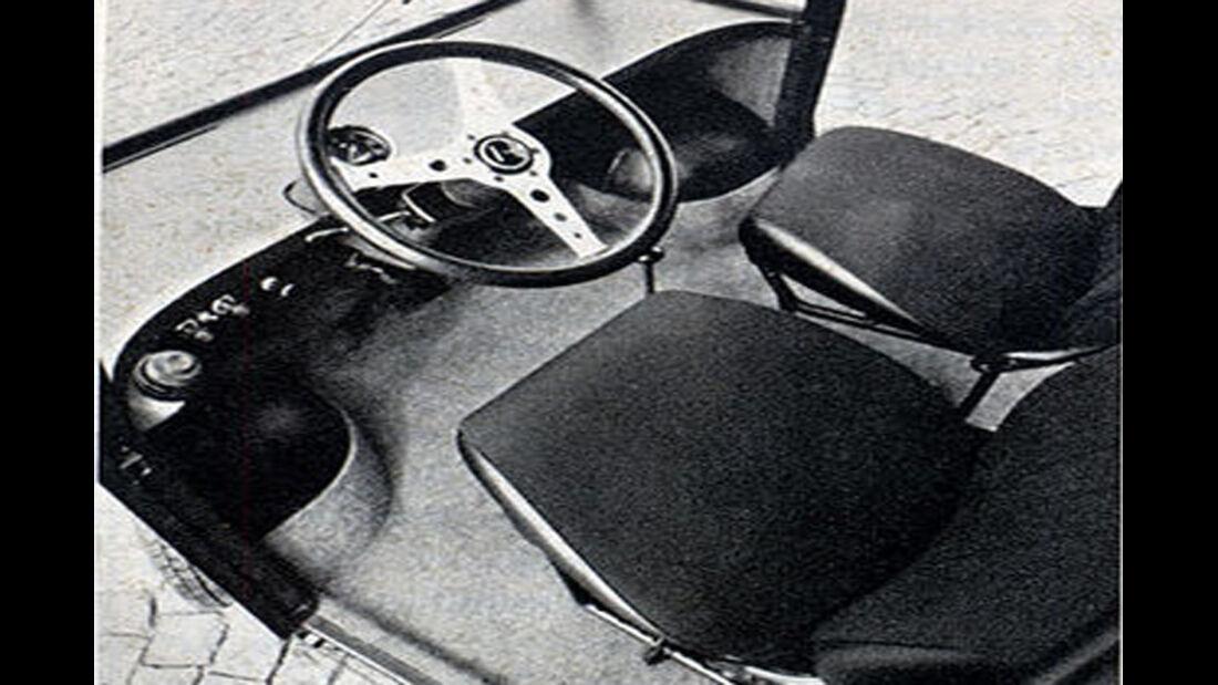 Vorläufer Smart, IAA 1969