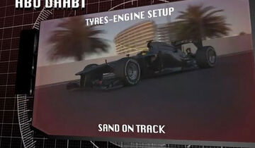 Vorschau GP Abu Dhabi Pirelli Screen Shot