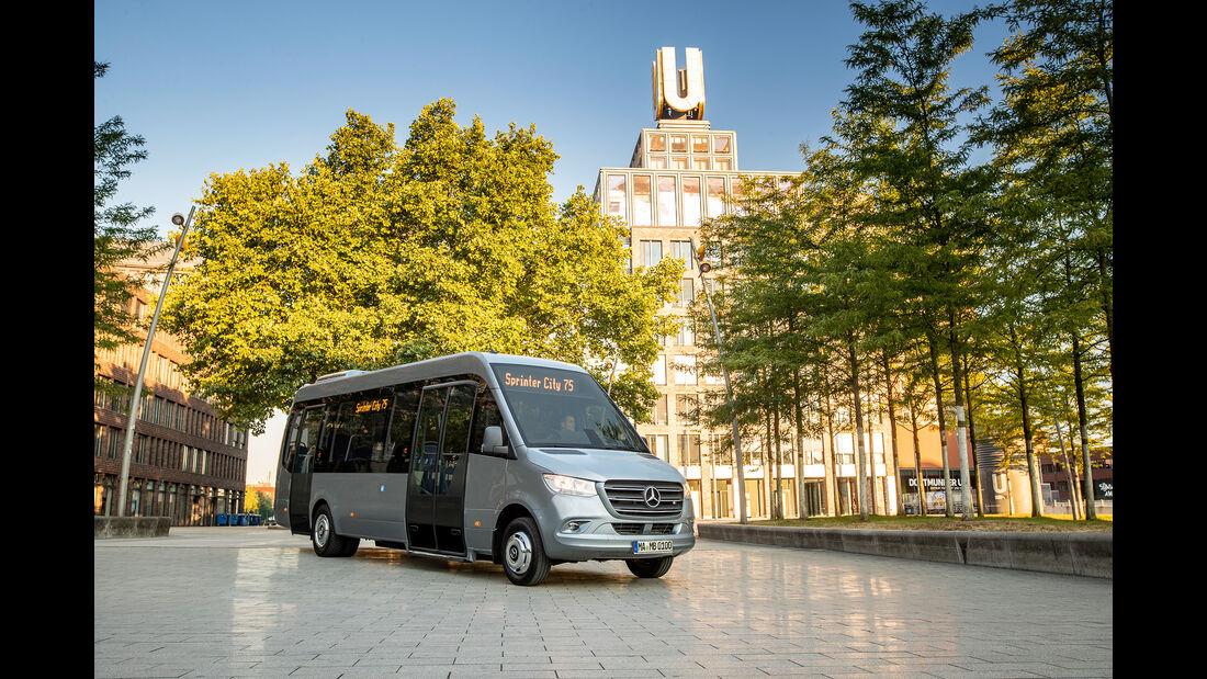 Vorschau IAA Daimler Buses – Weltpremiere eCitaro