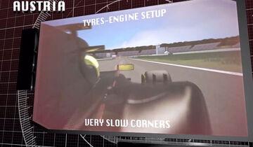 Vorschau Pirelli F1 GP Österreich Screenshot