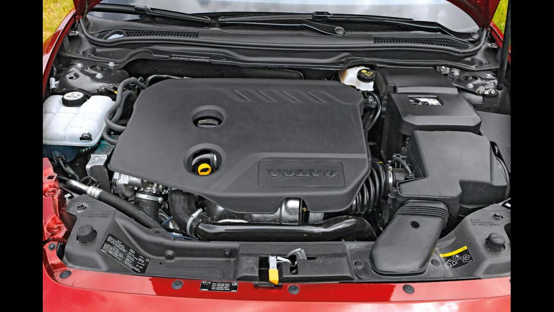 Vovo C30 Drive, Motor