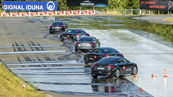 Vredestein Leser Test Drive, Audi TT