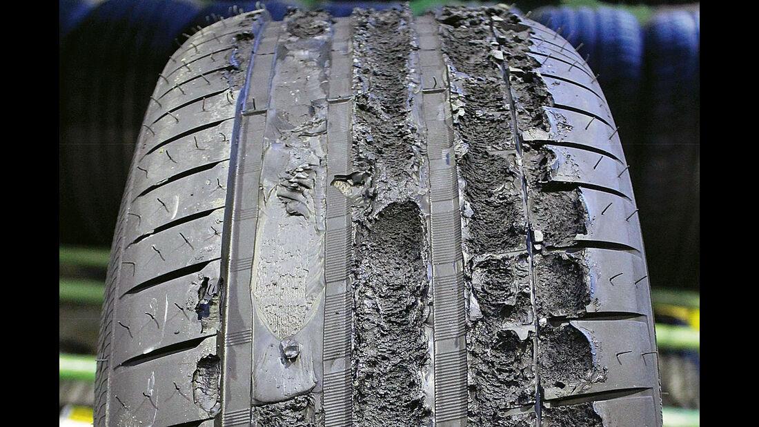 Vredestein Ultrac Vorti, Sommerreifen-Test 2016, Reifengröße 235/40 R18 Y, Ford Focus ST, Test