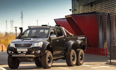 Vromos Toyota Hilux 6x6