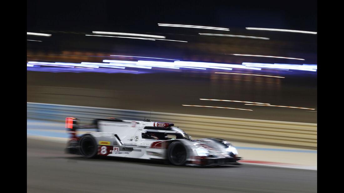 WEC Bahrain 2015 - Audi - di Grassi,Duval, Jarvis