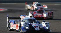 WEC Bahrain 2015 - Toyota - Wurz - Sarrazin - Conway