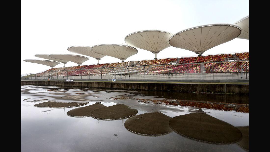 WEC, Shanghai, China, 2014