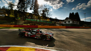 WEC - Spa 2016 - Audi R18 - Di Grassi/Duval/Jarvis