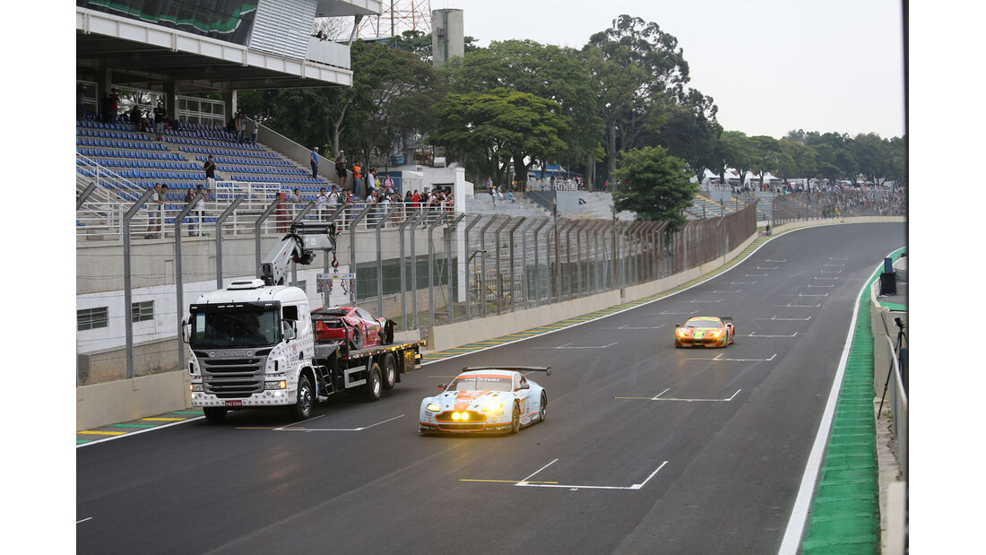 WEC - Sportwagen-WM - Brasilien - Ferrari 458 - Matteo Cressoni