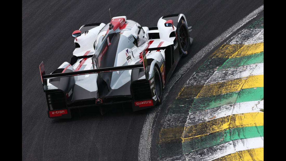 WEC - Sportwagen-WM - Brasilien - LMP1 - Audi R18 - #2