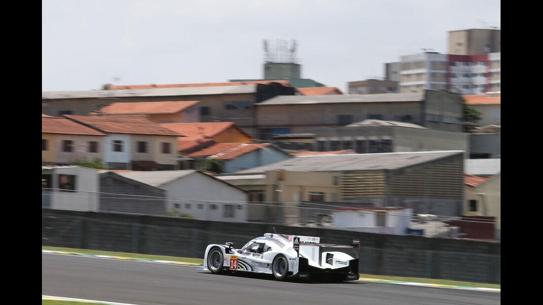 WEC - Sportwagen-WM - Brasilien - LMP1 - Porsche 919 Hybrid - #14