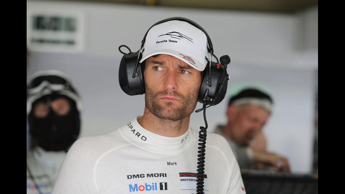 WEC - Sportwagen-WM - Brasilien - LMP1 - Webber