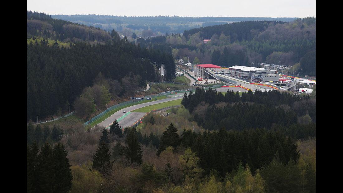 WEC - Sportwagen-WM - Spa Francorchamps