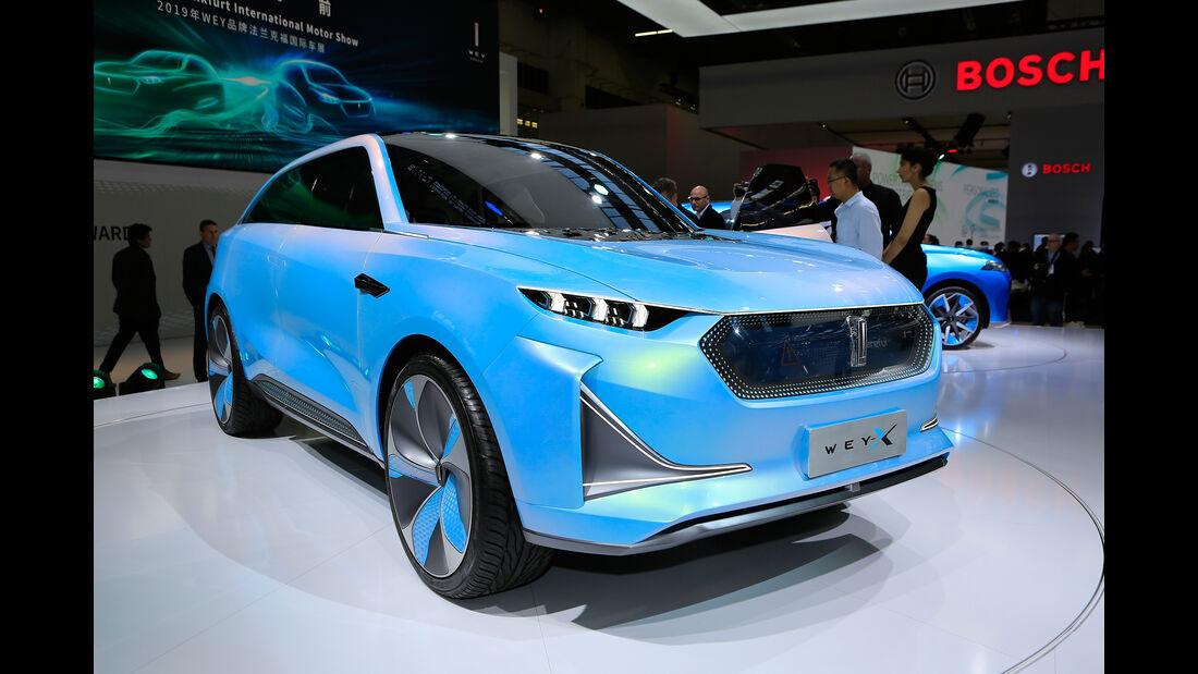 WEY-X Concept, IAA 2019