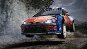 WRC 2010 für PS3, XBOX und PC