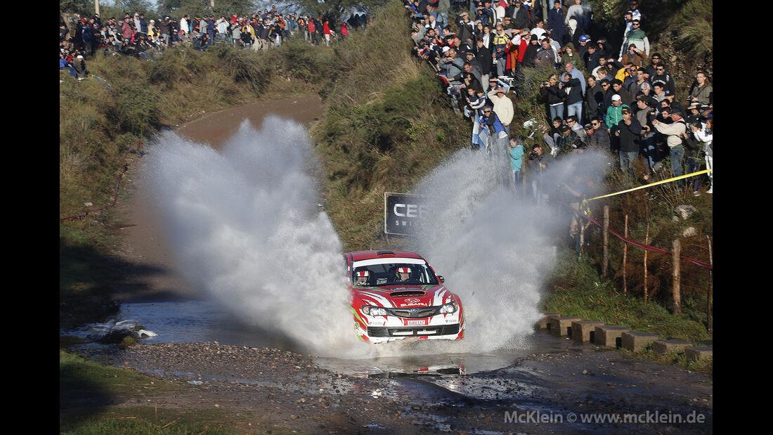 WRC Argentinien 2013, Kremer