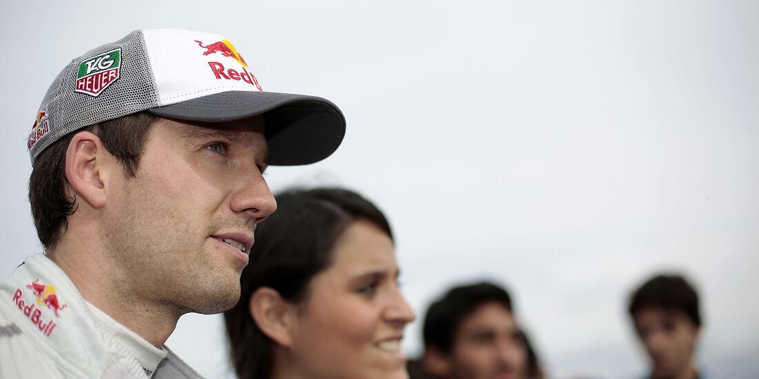 WRC Argentinien 2013, Ogier