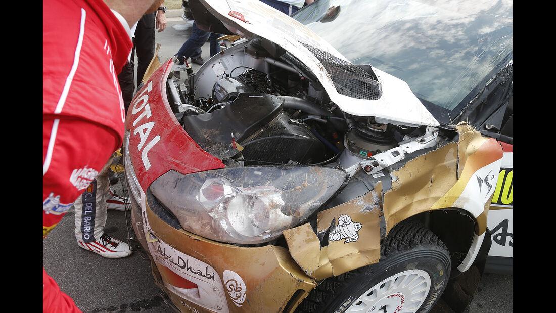 WRC Argentinien 2013, Sordo