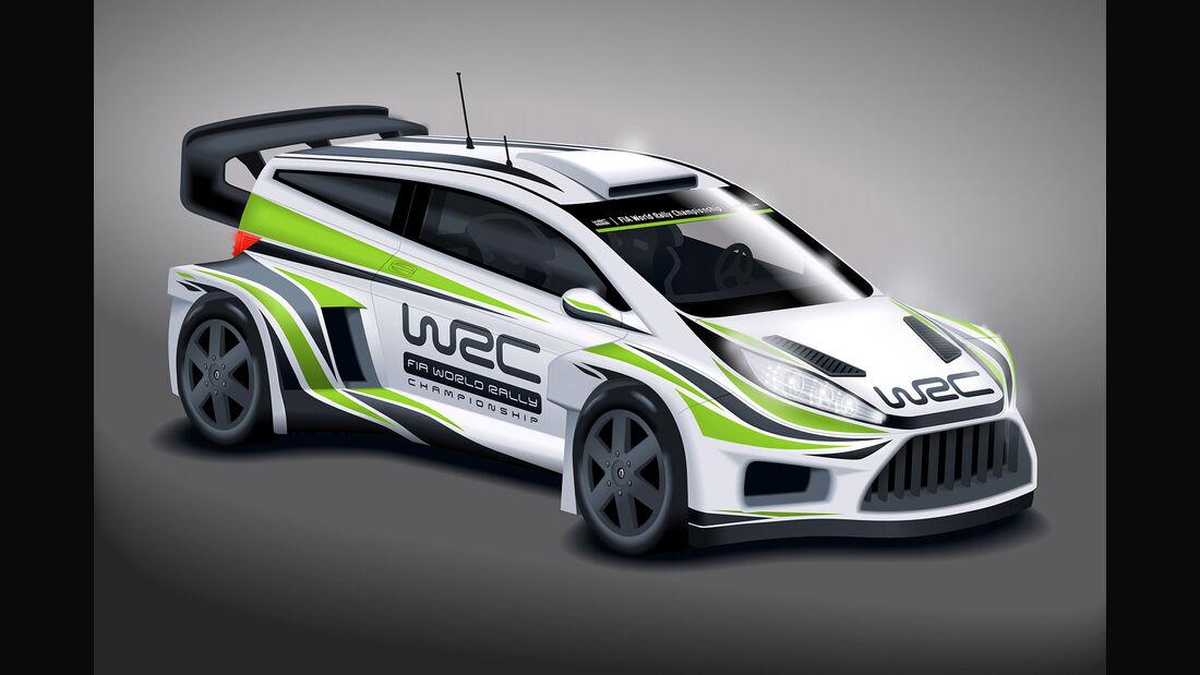 WRC Concept 2017 - Rallye-WM