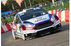 WRC Evans Ford - Rallye